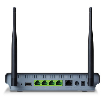 Dual-Band Wireless AC1200 Gigabit Router with US Power Cord