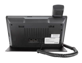 Crestron Flex 8 in. Video Desk Phone with Handset for Microsoft Teams® Software