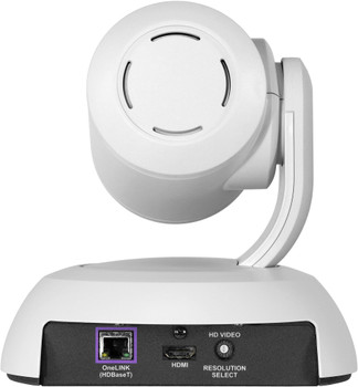 ROBOSHOT 12E ONELINK HDMI System - White