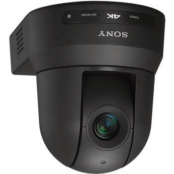 IP 4K Broadcast PTZ Cam, 30x zoom, 3G-SDI/HDMI/NDI, BRC-X400, POE+ - Black