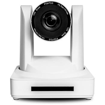 Professional PTZ Camera with USB - White