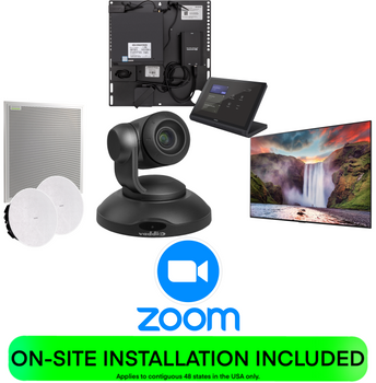Zoom Medium Conference Room COMPLETE SOLUTION