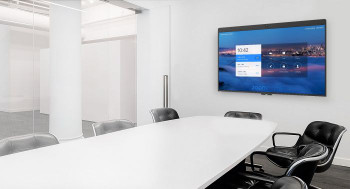 DTEN D7 all-in-one, plug and play zoom room with whiteboarding