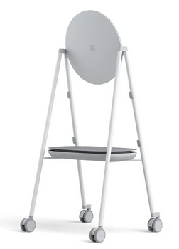 """Steelcase Roam Mobile Stand For Microsoft Surface Hub 2 50"""""""