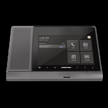 Crestron Flex 8 in. Audio Desk Phone for Microsoft Teams