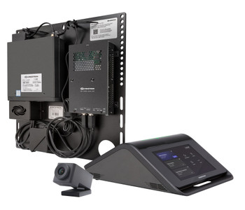 Crestron Flex Advanced Tabletop Medium Room Video Conference System for Microsoft Teams® Rooms