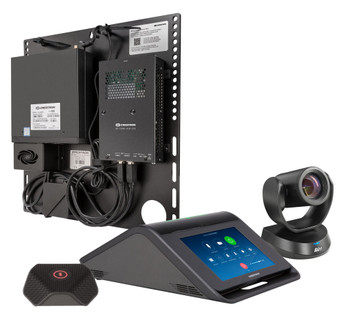 Crestron Flex Advanced Tabletop Large Room Video Conference System for Zoom Rooms™ Software