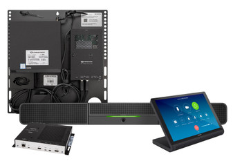 Crestron Flex Advanced Wall Mount Small Room Video Conference System for Zoom Rooms™ Software