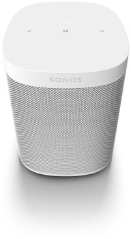 Sonos® One SL™ Speaker for Stereo Pairing and Home Theater Surrounds, Black