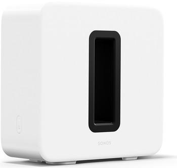 Sonos® Sub (Gen 3) Wireless Subwoofer, White