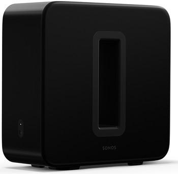 Sonos® Sub (Gen 3) Wireless Subwoofer, Black