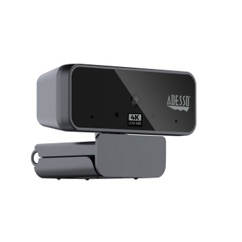 CyberTrack H6 - Business 5+ Pack - 4K Ultra HD USB Webcam with Built-in Dual Microphone & Privacy Shutter Cover