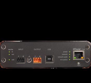 ANIUSB-MATRIX USB Audio Network Interface with Matrix Mixing