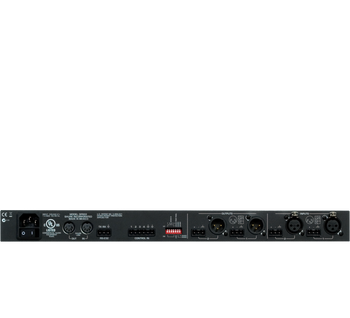 DFR 2x2 Audio Processor with Digital Feedback Reduction