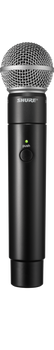 MXW2/SM58 Handheld Transmitter with SM58 Capsule