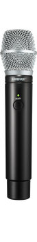 MXW2/SM86 Handheld Transmitter with SM86 Capsule