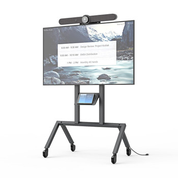 Heckler AV Cart for Logitech Rally Bar