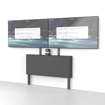 Heckler Dual Display Kit for AV Credenza