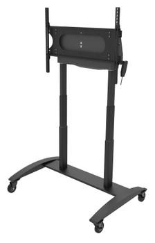 SmartMount® Motorized Height Adjustable Flat Panel Cart