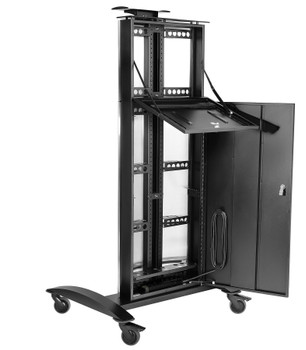"SmartMount® Flat Panel Video Conferencing Cart for 32"" to 75"" Display"