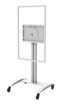 """Mobile Cart with Rotational Interface for the 55"""" (WM55H, WM55R) and 65"""" (WM65R) Samsung Flip 2, SR560-FLIP2"""