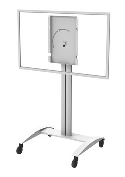 "Mobile Cart with Rotational Interface for the 55"" (WM55H, WM55R) and 65"" (WM65R) Samsung Flip 2, SR560-FLIP2"