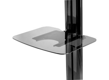 SmartMount® Tempered Glass Shelf for Peerless-AV® Carts or Stands, ACC-GS1
