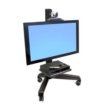 "Neo-Flex® Mobile MediaCenter UHD Adjustable TV Cart 50""-80"""