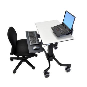 TeachWell® Mobile Digital Workspace Mobile Desk & AV Hub