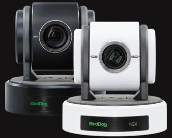 Eyes P100 1080P full NDI PTZ Camera with SDI