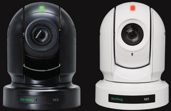 Eyes P200 1080P Full NDI PTZ Camera w/Sony Sensor & HDMI/3G-SDI