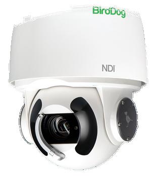 Eyes A200 IP67 Weatherproof Full NDI PTZ Camera w/Sony Sensor & SDI
