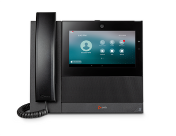 CCX 700 Business Media Phone. Open SIP. PoE. Ships without power supply.Made in TAA Compliant Country.
