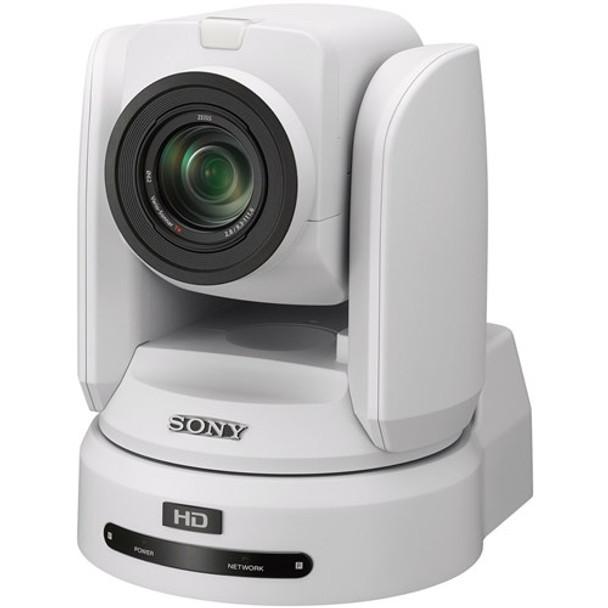 HD PTZ Cam, 12x/24x zoom, HDMI/3G-SDI, POE+, BRC-H800 - White