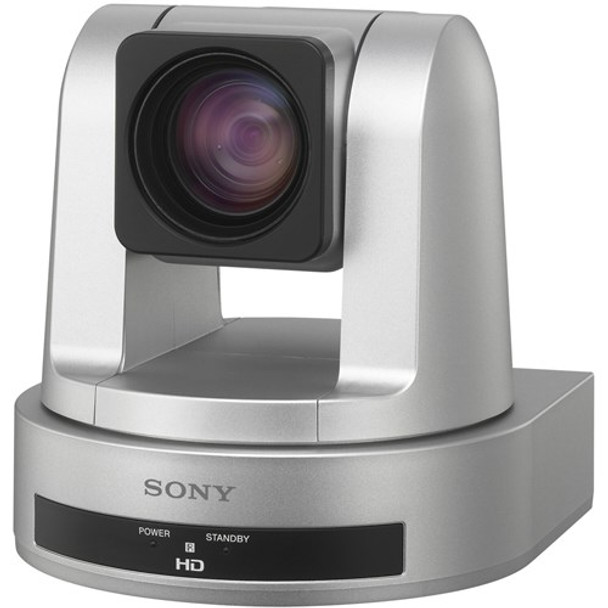 HD PTZ Camera, 12x/12x opt/dig zoom, 3G-SDI output, SRG-120DS - Silver