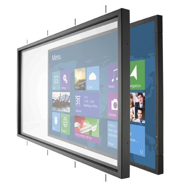 Infrared Multi-Touch Overlay accessory for the V323 large-screen display