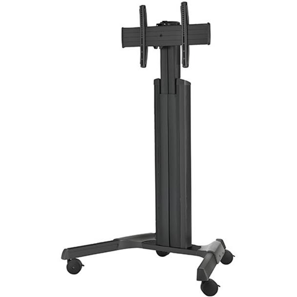 Medium Fusion™ Manual Height Adjustable Mobile AV Cart