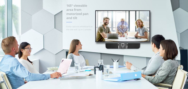 VB342  All-in-One USB camera Soundbar