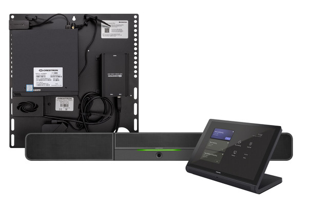 Crestron Flex Wall Mount Small Room Video Conference System for Zoom Rooms Software
