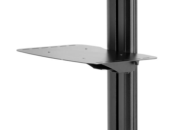 SmartMount® Metal Shelf for Peerless-AV® Carts or Stands, ACC-MS