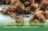 Single Herbs Extracts: OUR COMMITMENT TO QUALITY & PURITY