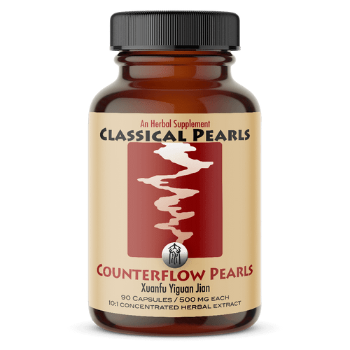 Counterflow Pearls