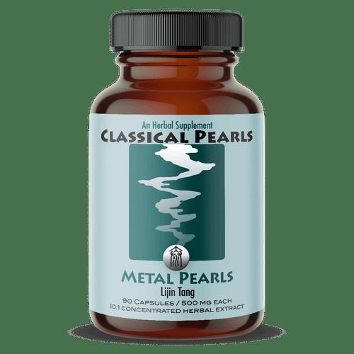 Metal Pearls