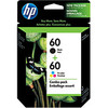 #60 COMBO PACK INK CARTRIDGES