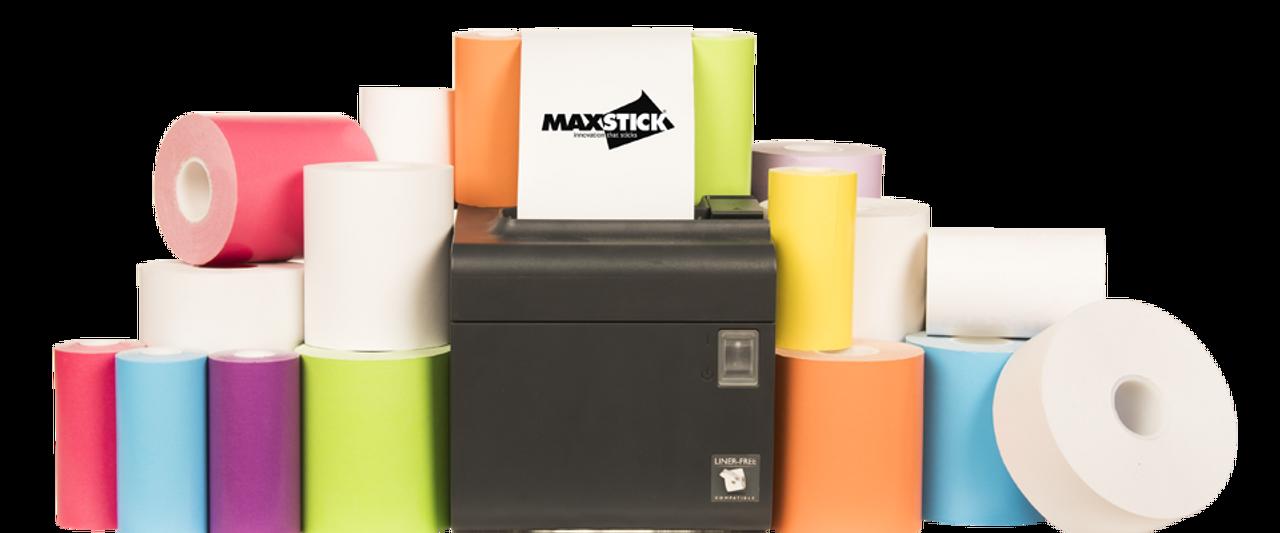Maxstick Paper