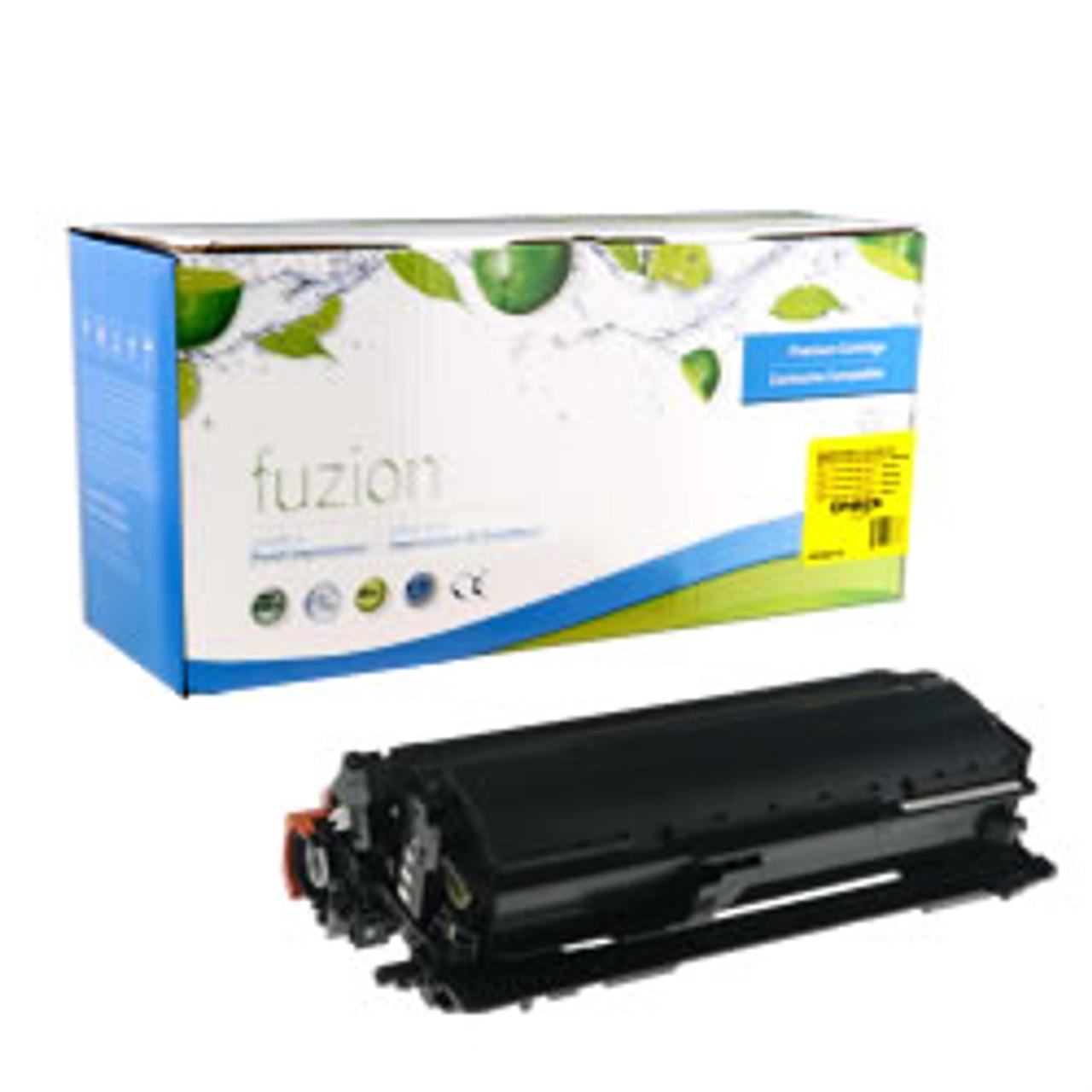 Yellow Toner For HP CF460X 656X LaserJet Enterprise M652dn M652n M653dn M653dh