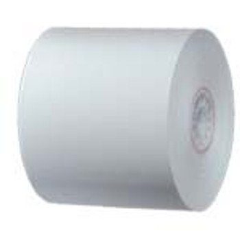 """4 1/2"""" x 3"""" Grade A Paper Rolls. (25 Rolls Per Case)"""