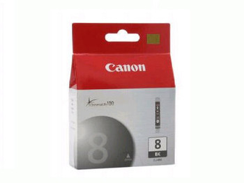 Canon CLI8Bk - Ink tank - black - for Canon PIXMA IP4200