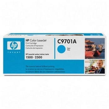 Colour Laserjet 2500 Cyan Toner Cartridge