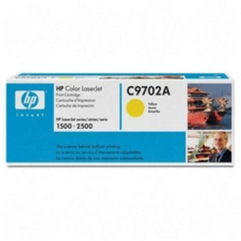 Colour Laserjet 2500 Yellow Toner Cartridge